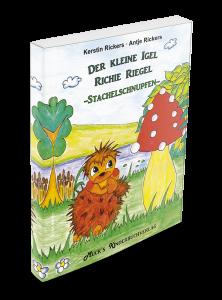 Buch von Richie Riegel -Stachelschnupfen-