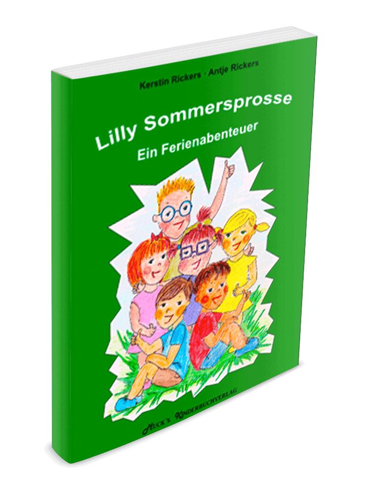 Buch von Lilly Sommersprosse