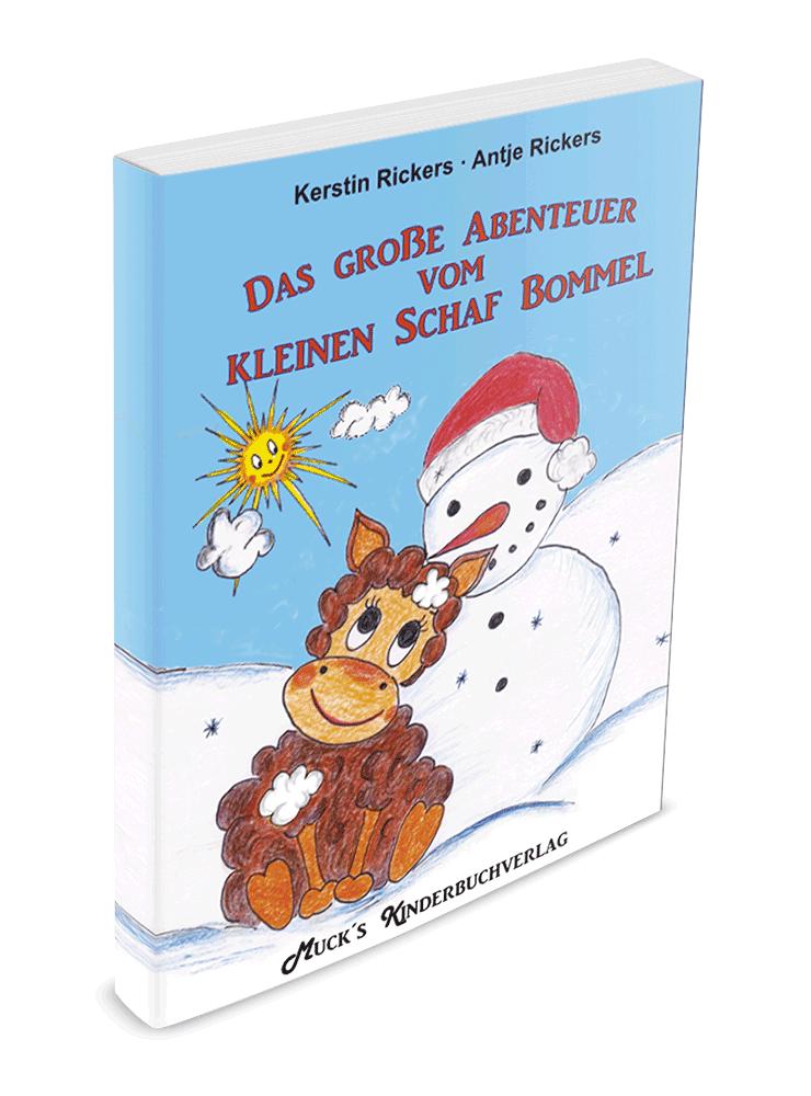 Buch vom kleinen Schaf Bommel