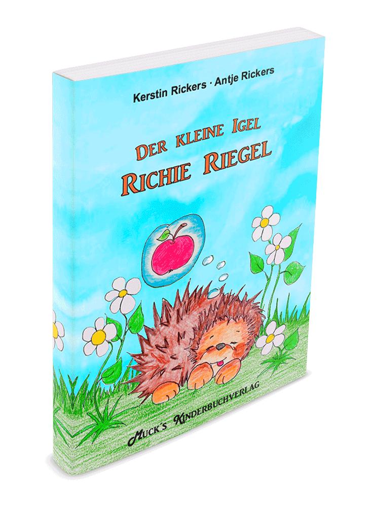 Buch Richie Riegel
